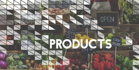 Healthy food organic fresh farmer products Stok Fotoğraf - 81637199