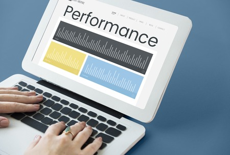 performace: Illustration of business performace research graph