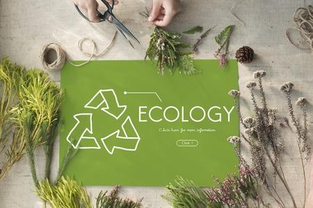생태학 재활용 세계 녹색 건강한