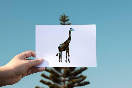 Animal Instinct Natural Survive Wildlife Stockfoto - 81616814