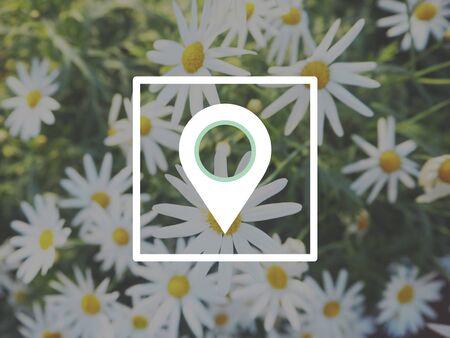 Sistema di posizionamento globale GPS Archivio Fotografico - 81618123