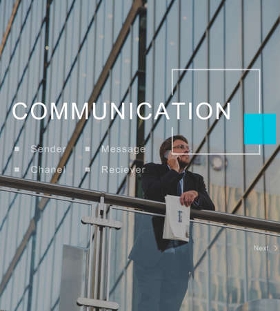 techie: Communication Connection Get In Touch Icon
