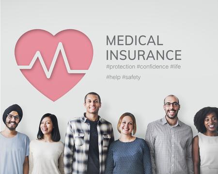 Levensongevallen voor ziektekostenverzekering