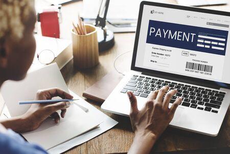 Online payment digital internet technology
