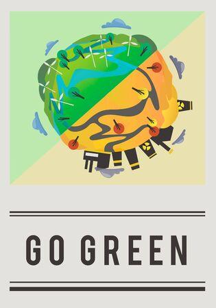Save World Planeta Tierra Foto de archivo - 81731927