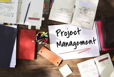 Project management business organization strategy
