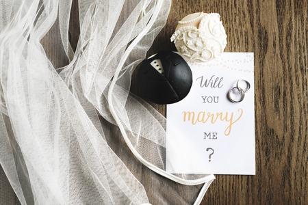 너 결혼 제안 카드 결혼 해 줄래?