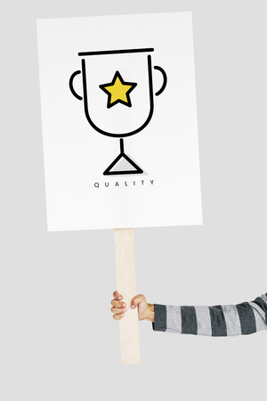 quality guarantee: Best Quality Guarantee Assurance Concept Stock Photo