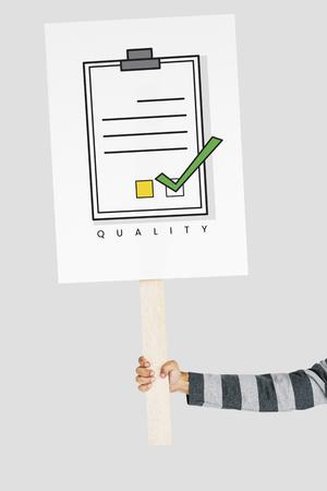 Best Quality Guarantee Assurance Concept Imagens