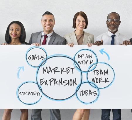 Business Investment Development Venture Market Expansion