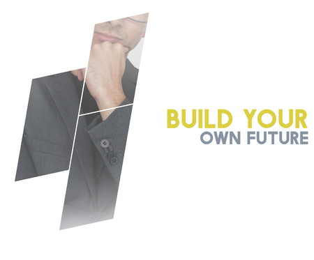 あなた自身の将来の動機 Word の図を構築します。
