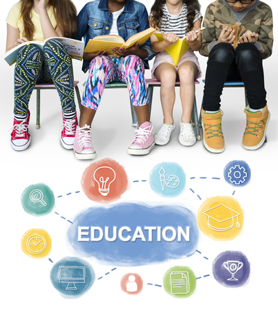 Education Knowledge Wisdom Learning Study Graphic Stock Photo