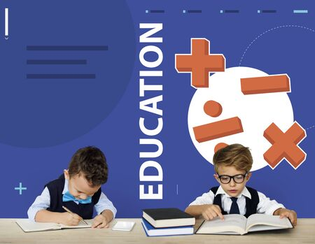 solved: Students solving mathematics solution lessons