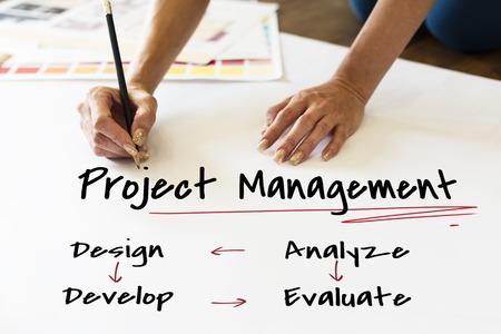 Projectmanagement bedrijfsorganisatorische strategie