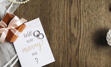 카드 결혼을 제안 해 줄래?