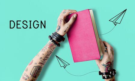 Creative Fresh Ideas Design Illustration Stock Photo
