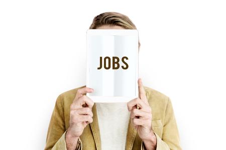 Werkgelegenheid Gelegenheid huren banen pictogram