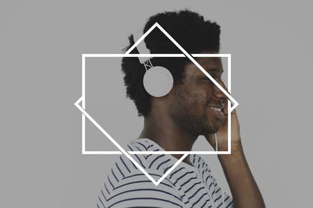 사각 사각형 상자 배너 엠블렘 그래픽 스톡 콘텐츠
