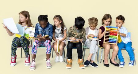 ledge: Children Study Learning Studio Concept
