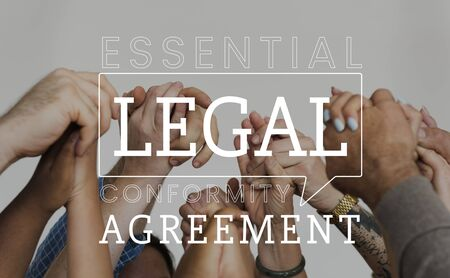 legitimate: Legal agreement law protection system