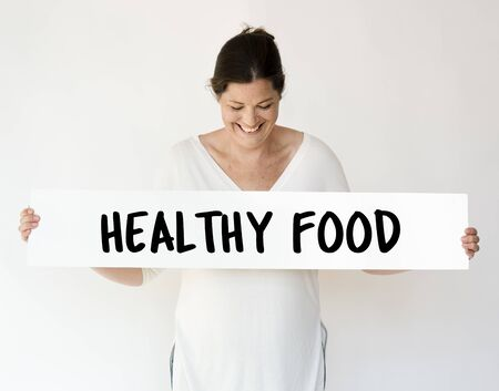 自然食品バランスの健康的な生活