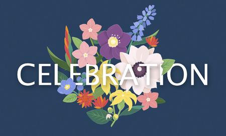 Viering Felicitatie Welkom Waardering Groeten