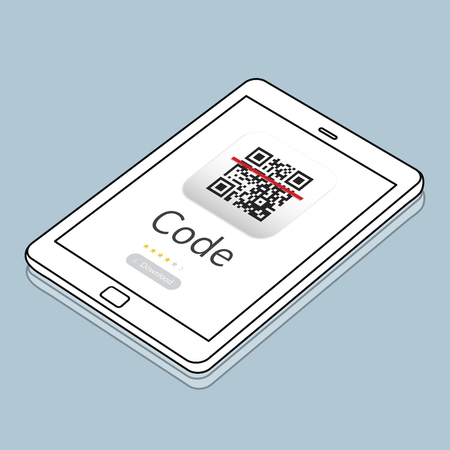 QR クイック応答コード アプリケーションの例 写真素材 - 81970898