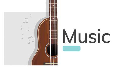 Muziekcreativiteit Art Hobby Concept