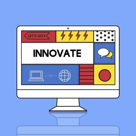 Innovate Innovation Modern Technology Concept
