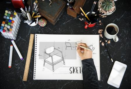 Braunstorming 팀웍 공유 스케치 디자인