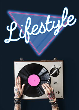 Lifestyle Behaviour Interest Lifestyle Stok Fotoğraf