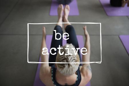Sport healthy life wellness lifestyle workout Фото со стока