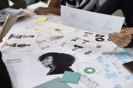 structuring: Creative people selecyed process planning