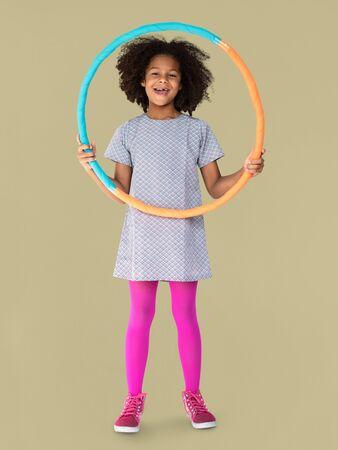 Studio Shoot People Kid Girl
