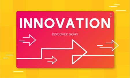 Innovatie Moderne technologieontwikkeling Woord