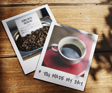You Made My Day Instant Film Stock fotó