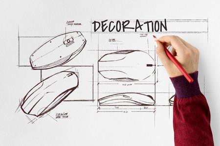 Decoration Production Development Design Creative Stock Photo - 82033999