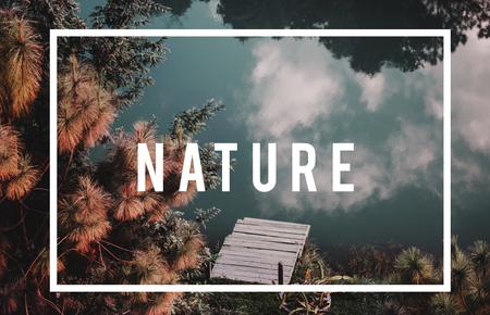 動機づけの引用と自然空写真 写真素材 - 82034237