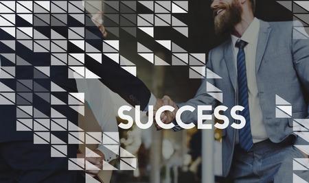 Success Mission Achievement Gzrowth Business Word Stock Photo - 82149210