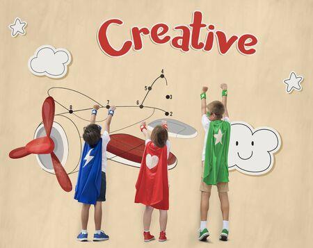 Childhood Playfyl Creative Learning Icon