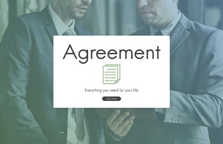 협약 약속 협상 협조 협업