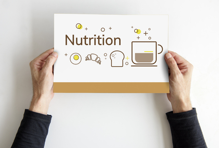 Balance Diet Healthy Nutrition Concept Stock Photo - 82102252