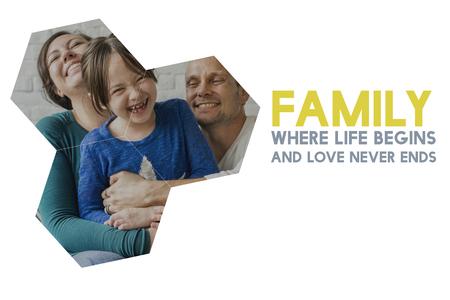 행복한 시간을 함께 사랑하는 가족