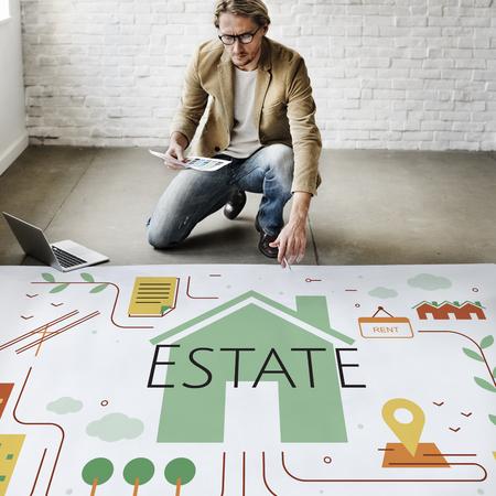 Vastgoed Huis Vastgoed Residence Concept