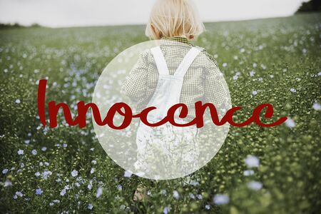 Innocence Adorable Playful Curiosty Pure Word