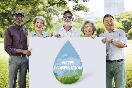 nurture: Save Water Natural Nurture Environmentally Development
