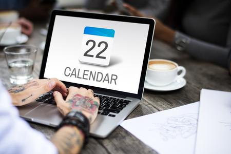 Agenda Afspraak Agenda Schedule Plan