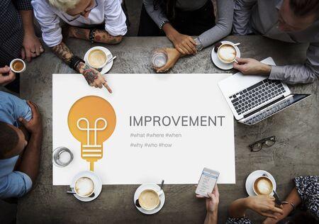 Improvement Better Change Progress Innovation