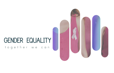 Parity Empower Women Right Equality Stock Photo - 82312317