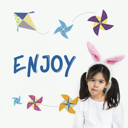 Kindheit Freizeit Hobby Phantasie Konzept Standard-Bild - 82309551